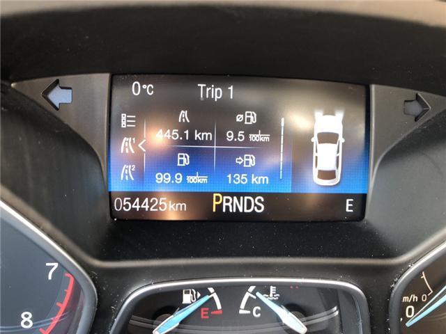 2017 Ford Focus SE (Stk: DF1587) in Sudbury - Image 12 of 15