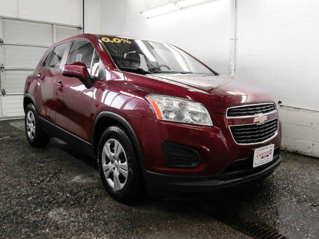 2015 Chevrolet Trax LS (Stk: T8-68871) in Burnaby - Image 2 of 21