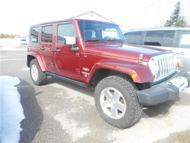 2010 Jeep Wrangler Unlimited Sahara (Stk: NC 3712) in Cameron - Image 2 of 9