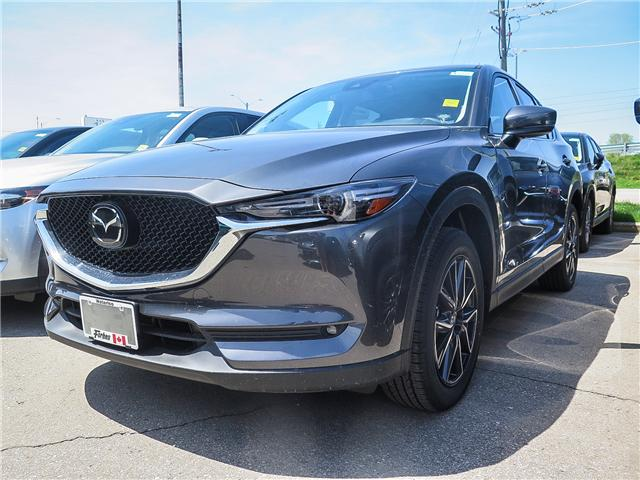2018 Mazda CX-5 GT (Stk: M6135) in Waterloo - Image 1 of 21