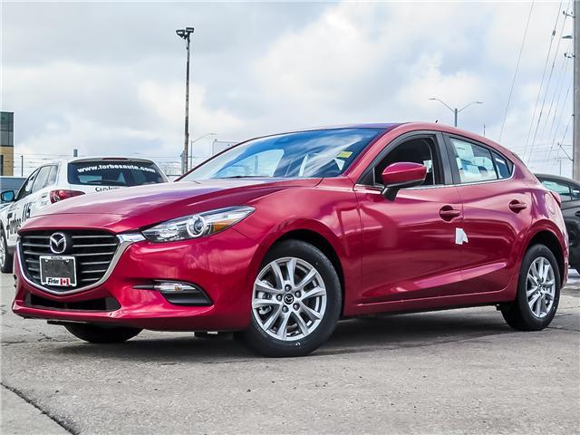 2018 Mazda Mazda3  (Stk: A6460) in Waterloo - Image 1 of 19