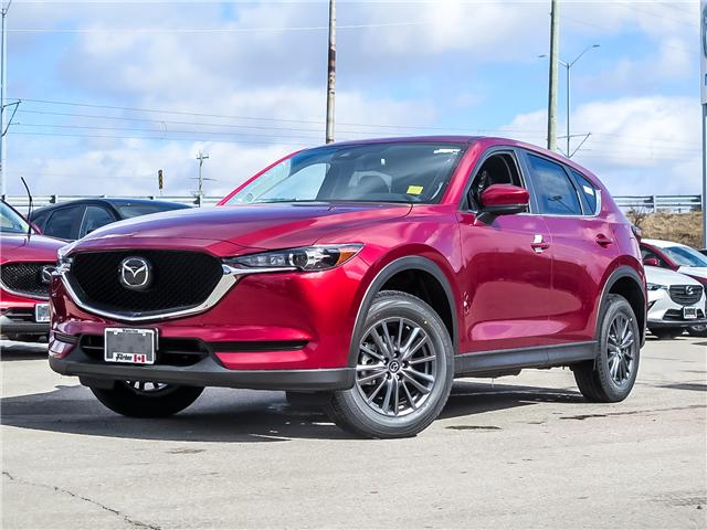 2019 Mazda CX-5 GS (Stk: M6467) in Waterloo - Image 1 of 19