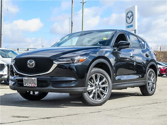 2019 Mazda CX-5 Signature (Stk: M6487) in Waterloo - Image 1 of 20