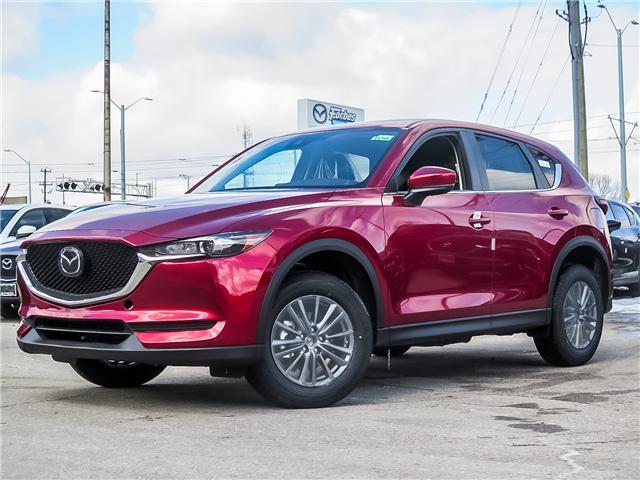 2019 Mazda CX-5 GX (Stk: M6493) in Waterloo - Image 1 of 18