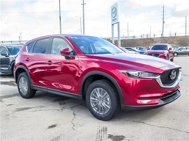 2019 Mazda CX-5 GX (Stk: M6493) in Waterloo - Image 3 of 18
