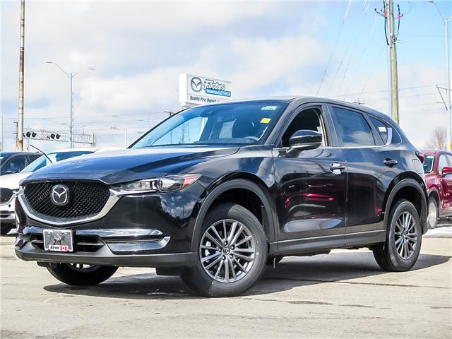 2019 Mazda CX-5 GS (Stk: M6502) in Waterloo - Image 1 of 19
