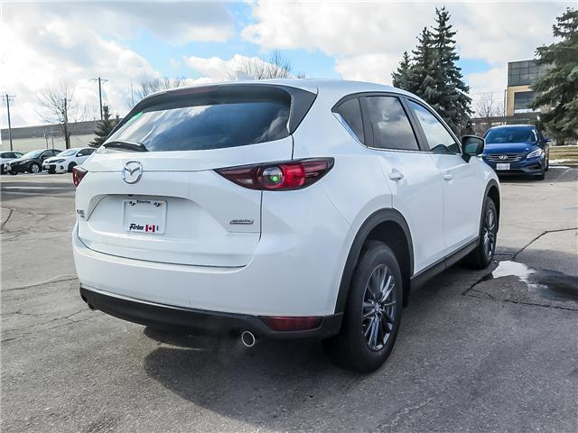 2019 Mazda CX-5 GS (Stk: M6504) in Waterloo - Image 5 of 21