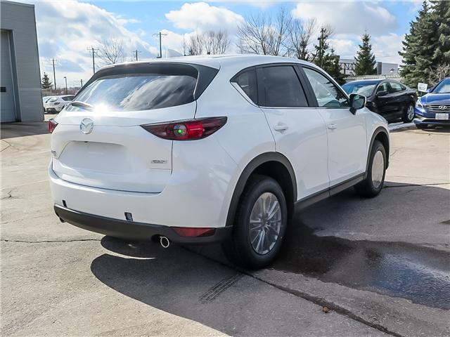 2019 Mazda CX-5 GS (Stk: M6513) in Waterloo - Image 4 of 18