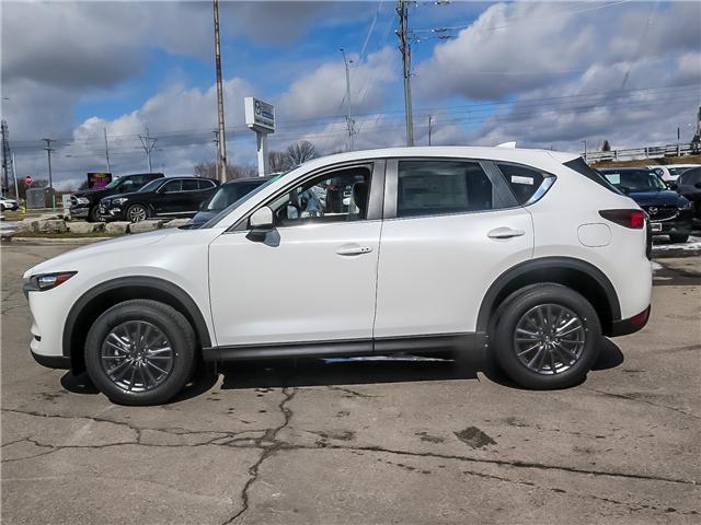 2019 Mazda CX-5 GS (Stk: M6513) in Waterloo - Image 7 of 18