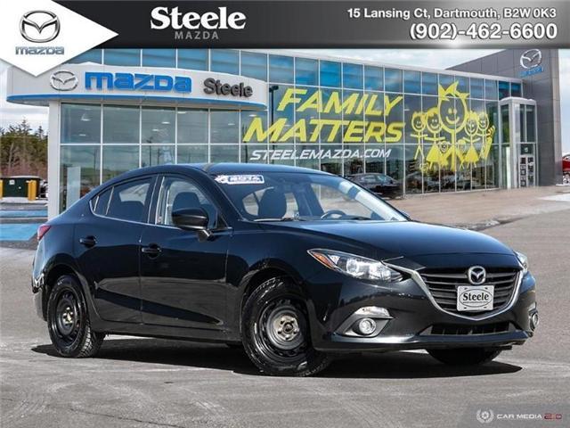 2014 Mazda Mazda3 GS-SKY (Stk: M2672A) in Dartmouth - Image 1 of 27