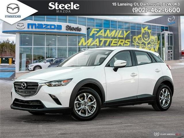 2019 Mazda CX-3 GS (Stk: M2697) in Dartmouth - Image 1 of 27