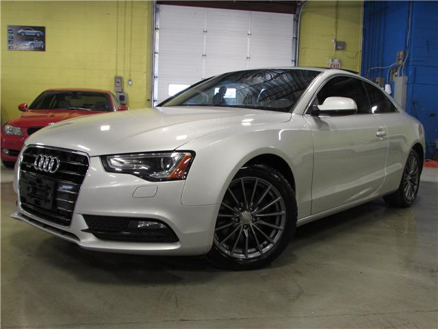 2013 Audi A5 2.0T Premium (Stk: C5561) in North York - Image 1 of 17
