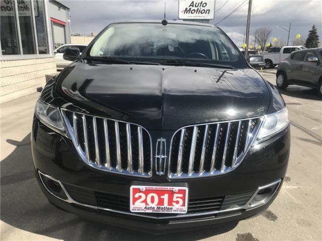 2015 Lincoln MKX Base (Stk: 19261) in Chatham - Image 4 of 24