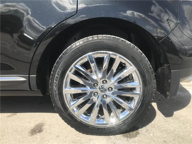 2015 Lincoln MKX Base (Stk: 19261) in Chatham - Image 8 of 24