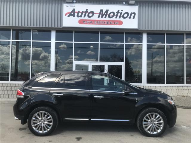 2015 Lincoln MKX Base (Stk: 19261) in Chatham - Image 3 of 24