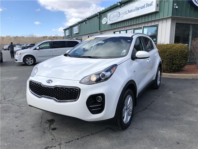 2019 Kia Sportage LX (Stk: 10290) in Lower Sackville - Image 1 of 20