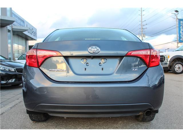 2017 Toyota Corolla LE (Stk: apr3078) in Mississauga - Image 6 of 24