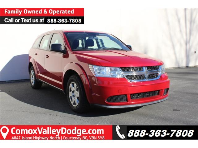 2012 Dodge Journey CVP/SE Plus (Stk: T388152) in Courtenay - Image 1 of 27