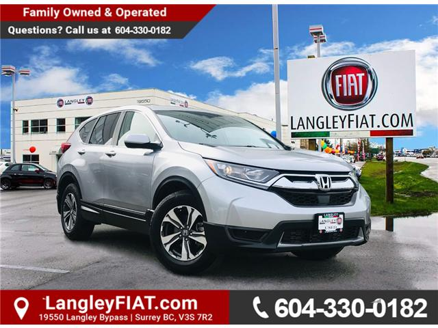 2018 Honda CR-V LX (Stk: LF009860) in Surrey - Image 1 of 28