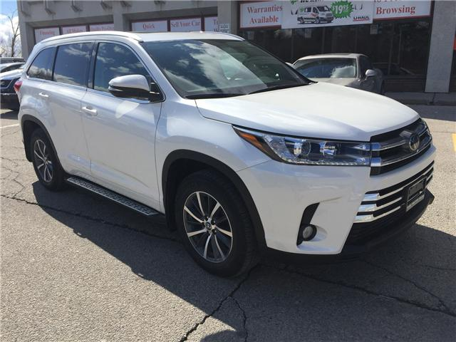 2017 Toyota Highlander XLE (Stk: -) in Toronto - Image 7 of 23