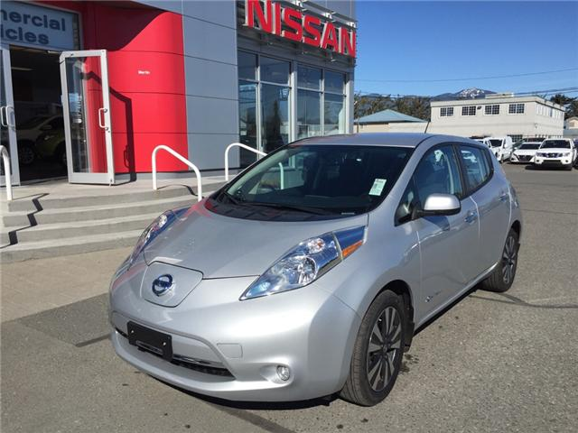 2016 Nissan LEAF SV (Stk: N19-0014P) in Chilliwack - Image 1 of 14