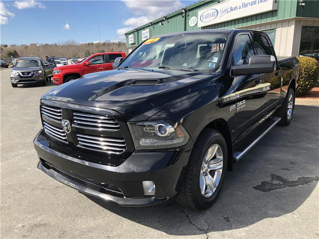 2015 RAM 1500 Sport (Stk: 10298) in Lower Sackville - Image 1 of 23