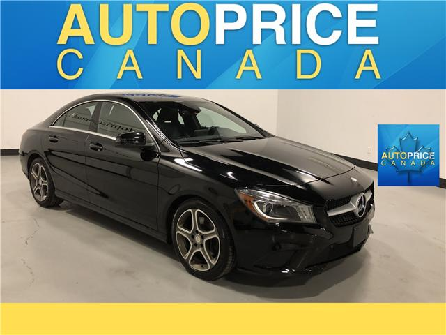 2015 Mercedes-Benz CLA-Class Base (Stk: W0165) in Mississauga - Image 1 of 26