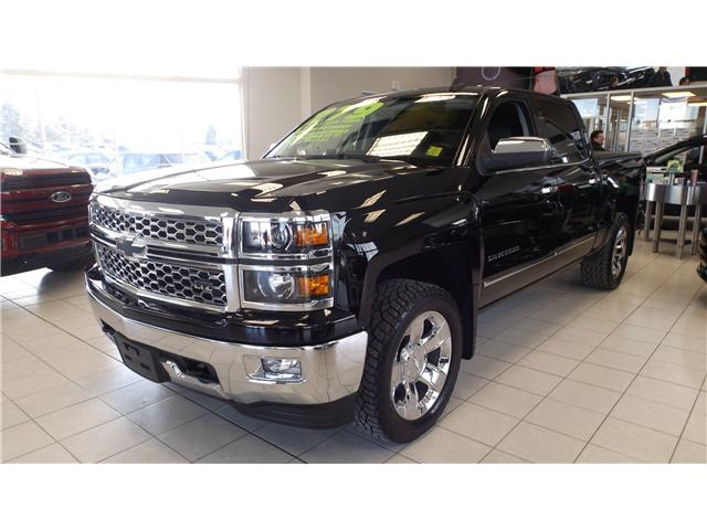 2015 Chevrolet Silverado 1500 2LZ (Stk: 18-18941) in Kanata - Image 1 of 15