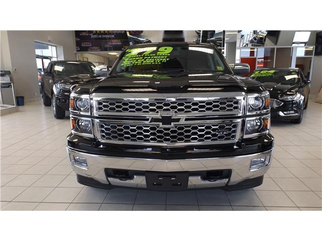 2015 Chevrolet Silverado 1500 2LZ (Stk: 18-18941) in Kanata - Image 2 of 15