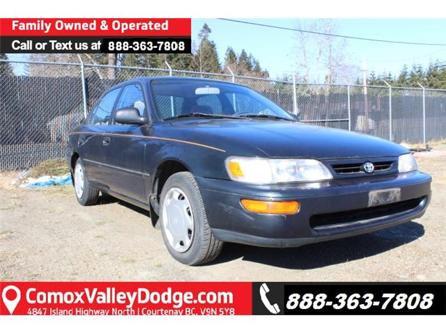 1996 Toyota Corolla DX (Stk: T233220A) in Courtenay - Image 1 of 11