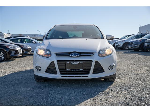 2012 Ford Focus Titanium (Stk: JK169844A) in Abbotsford - Image 2 of 29