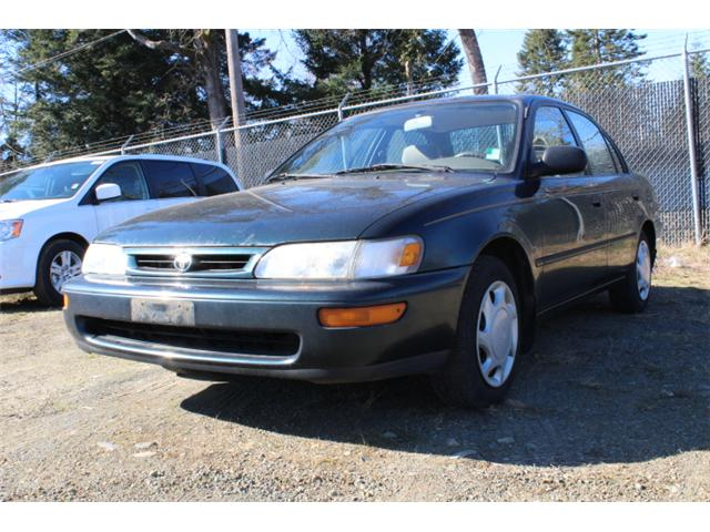 1996 Toyota Corolla DX (Stk: T233220A) in Courtenay - Image 2 of 11
