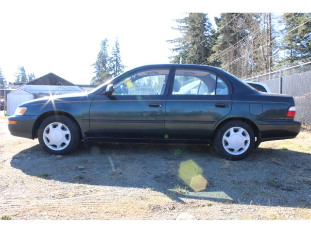 1996 Toyota Corolla DX (Stk: T233220A) in Courtenay - Image 11 of 11
