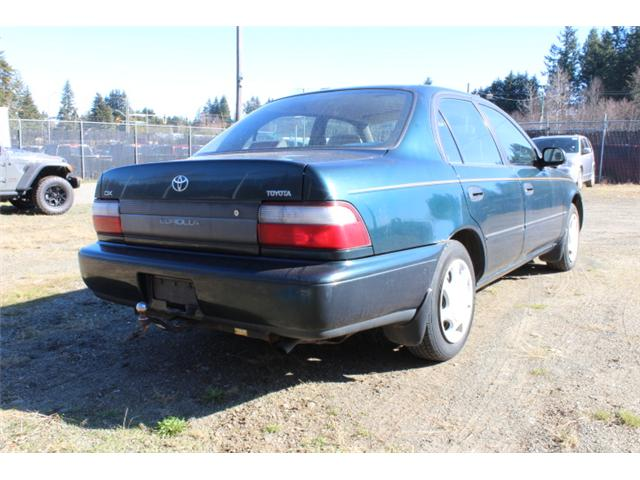 1996 Toyota Corolla DX (Stk: T233220A) in Courtenay - Image 4 of 11