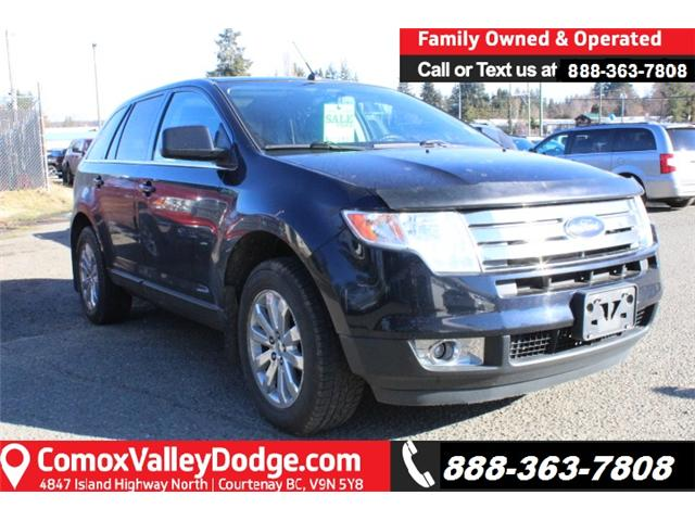 2010 Ford Edge Limited (Stk: S335981A) in Courtenay - Image 1 of 2