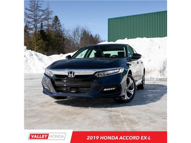 2019 Honda Accord EX-L 1.5T (Stk: N05080) in Woodstock - Image 1 of 12