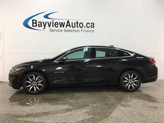 2018 Chevrolet Malibu LT (Stk: 34544W) in Belleville - Image 1 of 29