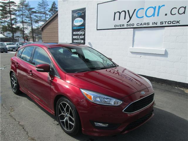 2015 Ford Focus SE (Stk: 190250) in Kingston - Image 1 of 19