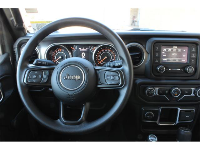 2019 Jeep Wrangler Sport (Stk: W573975) in Courtenay - Image 12 of 28
