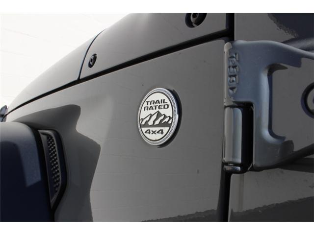 2019 Jeep Wrangler Sport (Stk: W573975) in Courtenay - Image 22 of 28