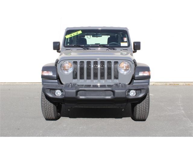 2019 Jeep Wrangler Sport (Stk: W573975) in Courtenay - Image 23 of 28