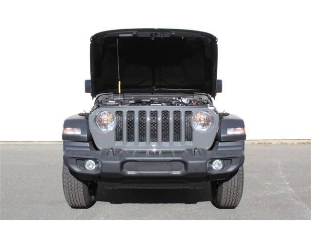 2019 Jeep Wrangler Sport (Stk: W573975) in Courtenay - Image 27 of 28