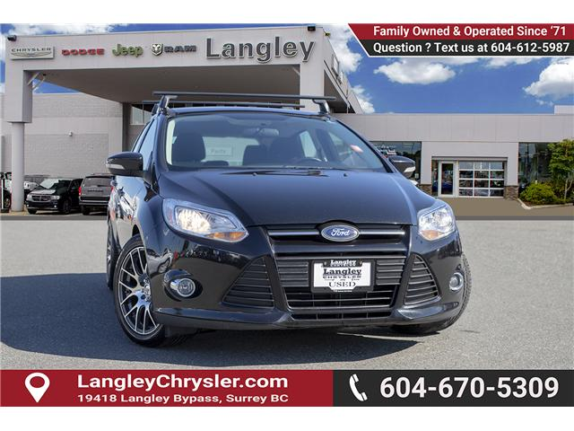 2014 Ford Focus SE (Stk: K580008AA) in Surrey - Image 1 of 22
