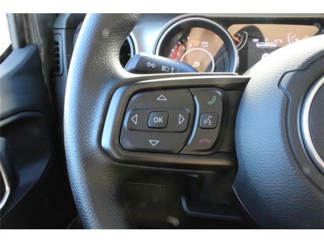 2019 Jeep Wrangler Sport (Stk: W573975) in Courtenay - Image 8 of 28