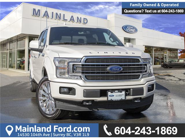 2018 Ford F-150 Limited (Stk: 9F18905A) in Surrey - Image 1 of 30