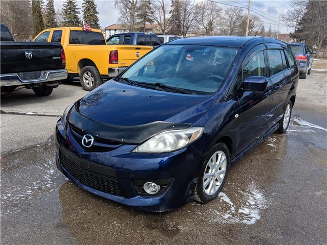 2008 Mazda Mazda5 GS (Stk: 006) in Cobourg - Image 2 of 14