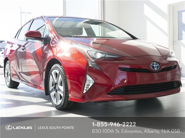 2017 Toyota Prius Technology (Stk: L700663A) in Edmonton - Image 1 of 18
