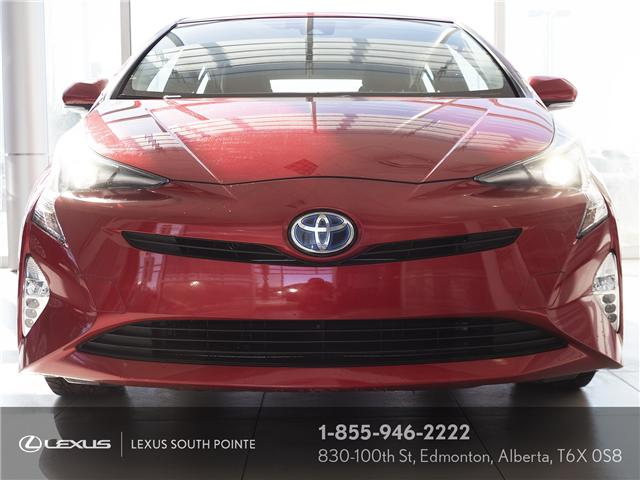 2017 Toyota Prius Technology (Stk: L700663A) in Edmonton - Image 2 of 18