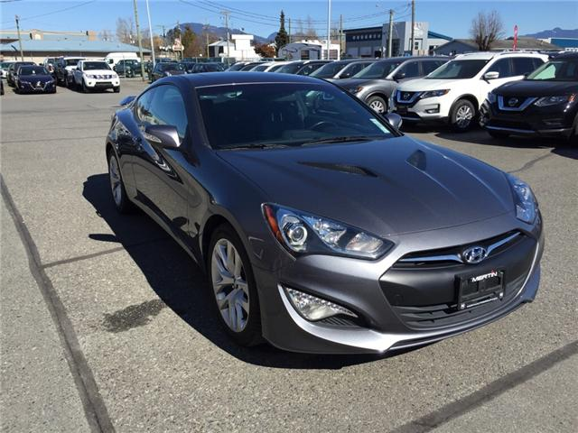 2015 Hyundai Genesis Coupe 3.8 Premium (Stk: N95-6847A) in Chilliwack - Image 2 of 14