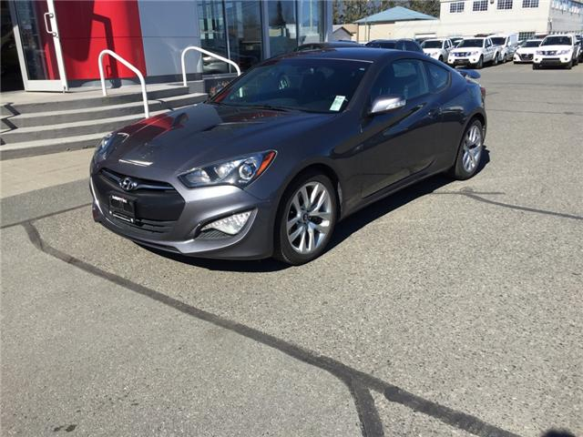 2015 Hyundai Genesis Coupe 3.8 Premium (Stk: N95-6847A) in Chilliwack - Image 1 of 14